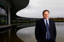 Director Ejecutivo de Zak Brown, McLaren Technology Group