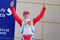 Podium : le vainqueur Ralf Aron