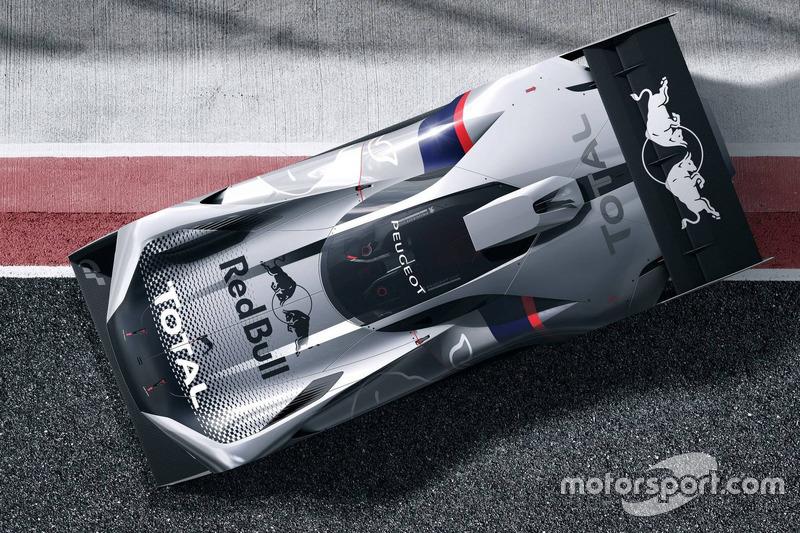 Peugeot L750 R Hybrid Vision