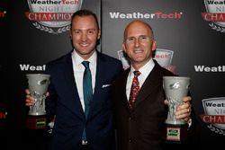 Tequila Patron North American Endurance Cup winnaar Ben Keating met AMG Mercedes vertegenwoordiger R