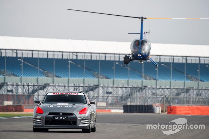 De snelste op afstand bestuurbare Nissan GT-R