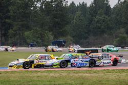 Mauricio Lambiris, Martinez Competicion Ford, Nicolas Gonzalez, A&P Competicion Torino, Sergio Alaux, Donto Racing Chevrolet