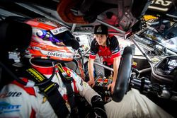 Nick Percat, Brad Jones Racing Holden, Macauley Jones, Brad Jones Racing Holden