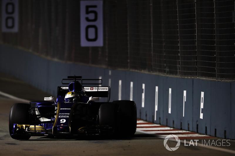 20. Marcus Ericsson, Sauber C36