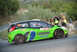 Rusce Antonio, Sauro Farnocchia, Ford Fiesta R5, X Race Sport
