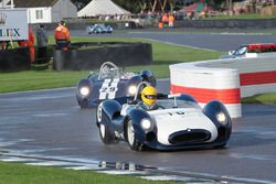 1963 Cooper-Chevrolet T61 'Monaco', Chris Jolly
