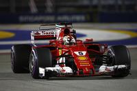 Pole: Sebastian Vettel, Ferrari SF70H