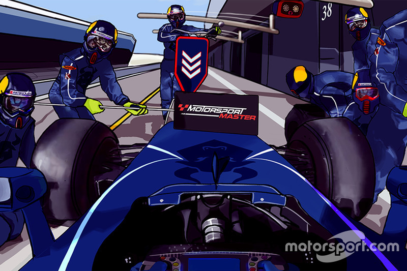 Motorsport Master (Android, iOS)