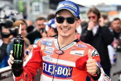 Jorge Lorenzo, Ducati Team na de kwalificatie