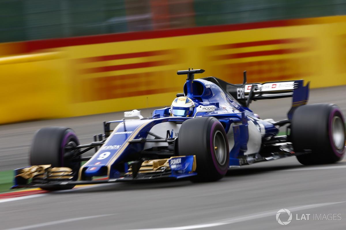 17. Marcus Ericsson, Sauber C36