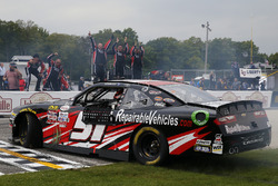 1. Jeremy Clements, Jeremy Clements Racing Chevrolet