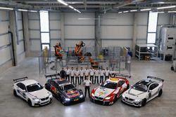 BMW M235i R, BMW M4 DTM, Нико Менцель, Дирк Адорф, Марко Виттман, BMW Team RMG, Антониу Феликс да Ко