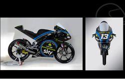La moto di Vietti Ramus