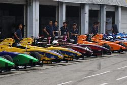 All CFGP cars