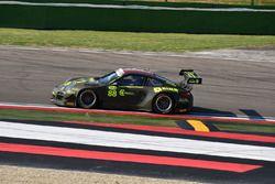 Porsche 997 GT3 R #88, Ebimotors: Veronei-Baccani