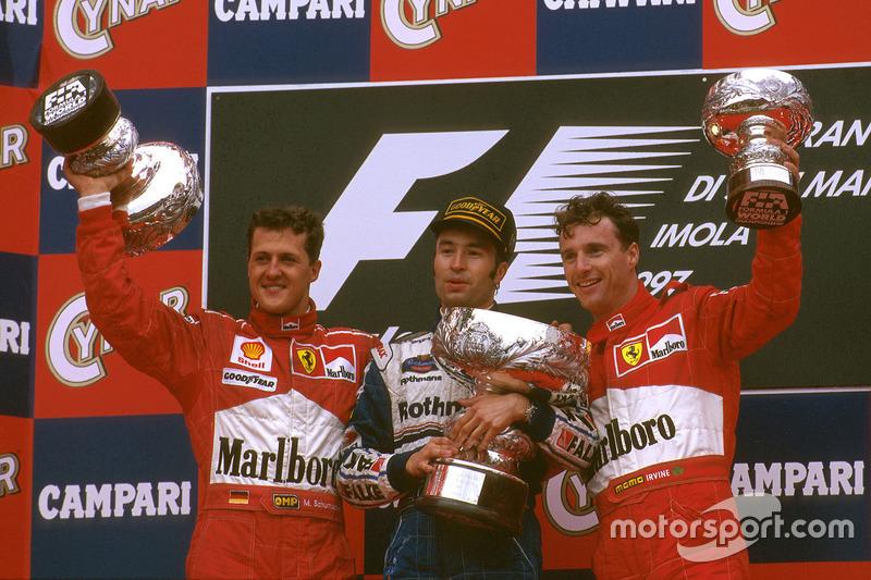Heinz-Harald Frentzen - 3 victorias