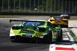 #333 Rinaldi Racing, Ferrari 488 GT3: Alexander Mattschull, Daniel Keilwitz, Rinat Salikhov
