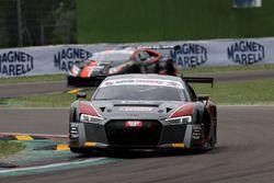 Audi R8 LMS-S.GT3 #8, Audi Sport Itala: Treluyer-Ghirelli