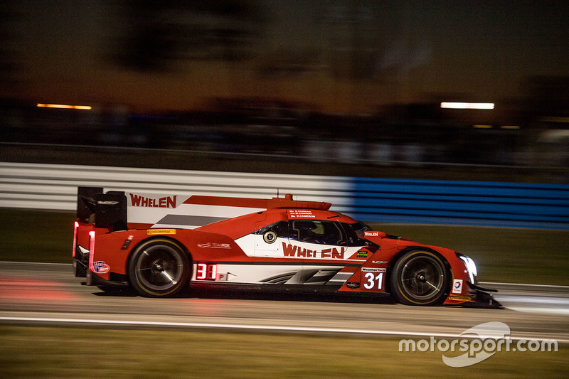 3. P: #31 Action Express Racing, Cadillac DPi