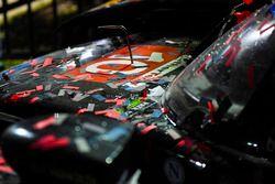 #10 Wayne Taylor Racing Cadillac Dpi, détail