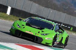 #963 GRT Grasser Racing Team, Lamborghini Huracan GT3: Mark Ineichen, Christoph Lenz, Roberto Pampan