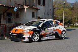 Luca Panzani, Federico Grilli, Peugeot 207 S2000