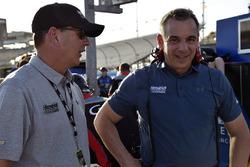 Doug Duchardt en Jeff Andrews, Hendrick Motorsports