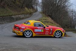 Salvatore Riolo, Gianfrancesco Rappa, Abart 124 Rally