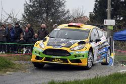 Sébastian Carron, Vincent Landais, Ford Fiesta R5, D-MAX Swiss, Team Balbosca
