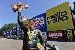 Ganador de Pro Stock Motorcycle, Eddie Krawiec
