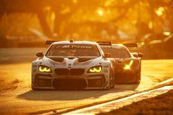#25 BMW Team RLL BMW M6 GTLM: Bill Auberlen, Alexander Sims, Kuno Wittmer