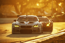 №25 BMW Team RLL BMW M6 GTLM: Билл Оберлен, Александр Симс, Куно Виттмер