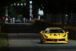 Джеймс Пикфорд, Ferrari