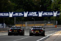 Bruno Spengler, BMW Team RBM, BMW M4 DTM, René Rast, Audi Sport Team Rosberg, Audi RS 5 DTM
