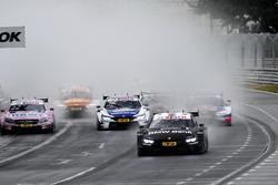 Start zum Rennen, Bruno Spengler, BMW Team RBM, BMW M4 DTM führt