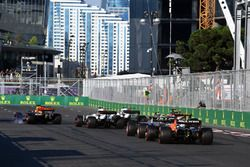 Daniel Ricciardo, Red Bull Racing RB13 al reinicio