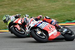 Cal Crutchlow, Team LCR Honda, Danilo Petrucci, Pramac Racing