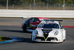 Cosimo Barberini, V-Action Racing Team, Alfa Romeo Giulietta TCR
