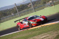Ferrari 488-S.GT3 #31, AF Corse: Motoaki Ishikawa