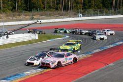 #26 BWT Mücke Motorsport, Mercedes-AMG GT3: Sebastian Asch, Stefan Mücke, #17 KÜS TEAM75 Bernhard, P