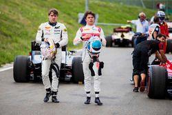 Jordan King, MP Motorsport y Nyck De Vries, Rapax