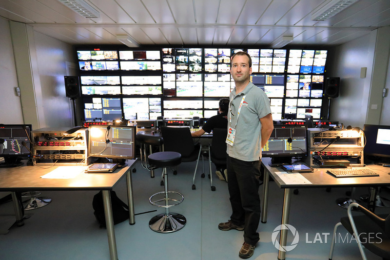 Grégory Huon, opérateur graphique, Al Kamel Systems