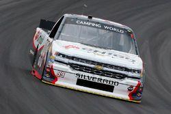 Brandon Jones, CHIGO Chevrolet Silverado