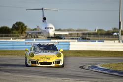 #4 TA3 Porsche 911 GT3 Cup, Tim Kezman, Fall Line Motorsports