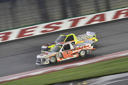 Austin Hill, Whitetail Heaven Outfitters Ford F150, Matt Crafton, ThorSport Racing Toyota