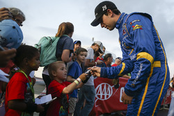 Chase Briscoe, Brad Keselowski Racing Ford fans