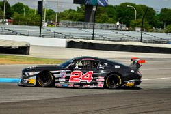 #24 TA2 Ford Mustang, Dillon Machavern, Mike Cope Racing Enterprises