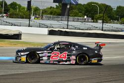 #24 TA2 Ford Mustang, Dillon Machavern, Mike Cope Racing Enterprises
