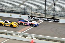 #72 TA2 Chevrolet Camaro, Shane Lewis, Robinson Racing, #5 TA2 Chevrolet Camaro, Lawrence Loshak, Loshak Stark Racing