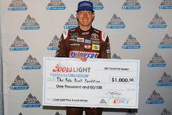 Polesitter: Kyle Busch, Joe Gibbs Racing Toyota